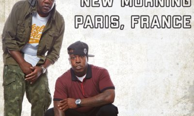 M.O.P concert New Morning Paris 2020