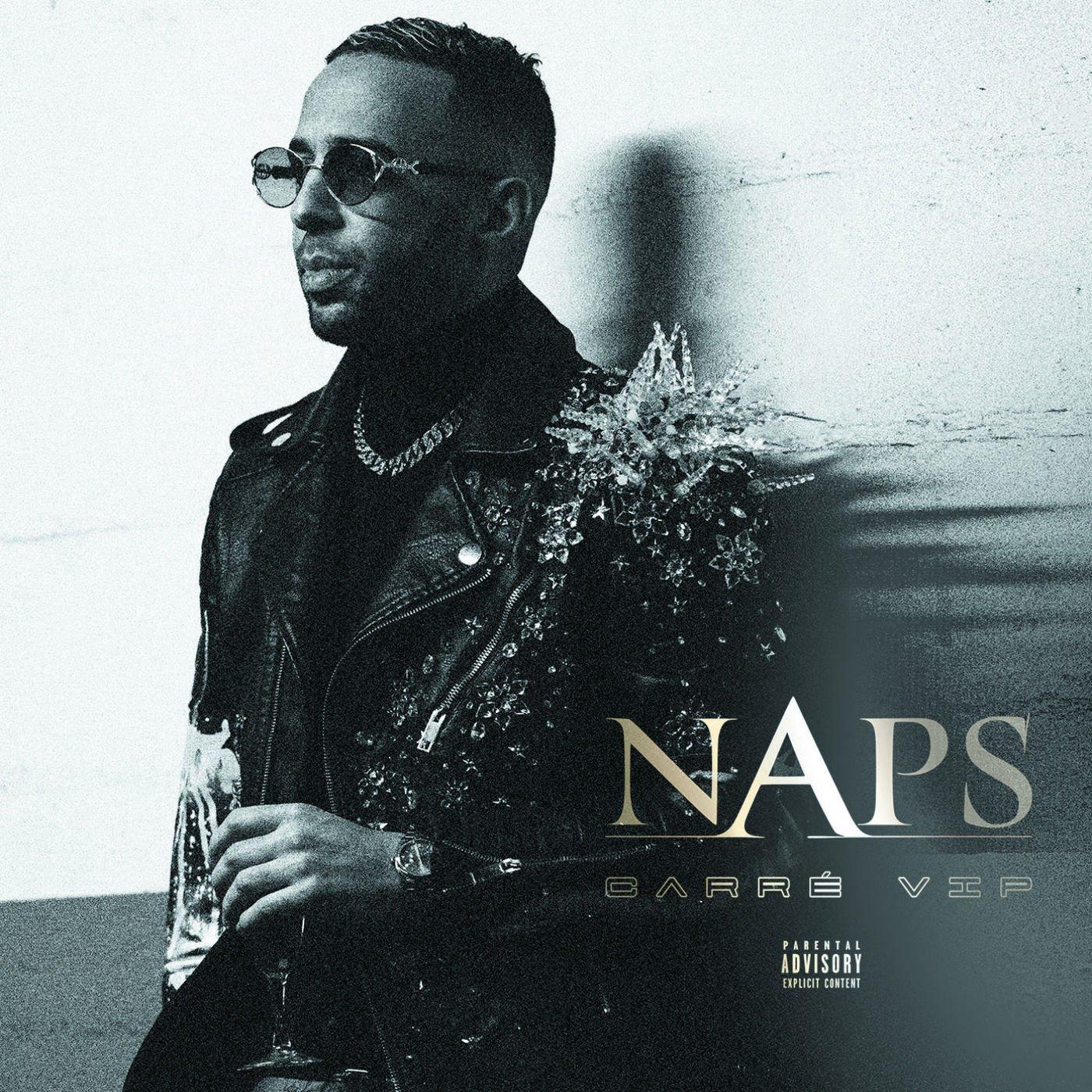 Naps sortie album Carré VIP