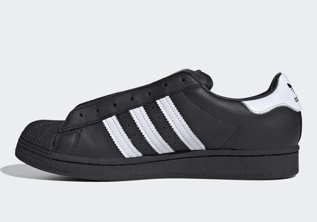 Adidas Superstar 50 Run-DMC Noire