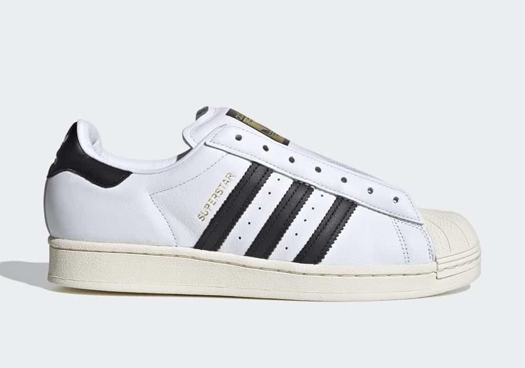 Adidas Superstar 50 Run-DMC Blanche