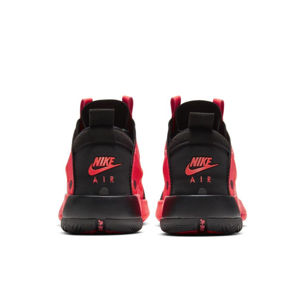 Air Jordan 34 Infrared back