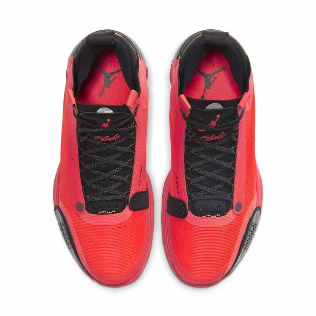 Air Jordan 34 Infrared top