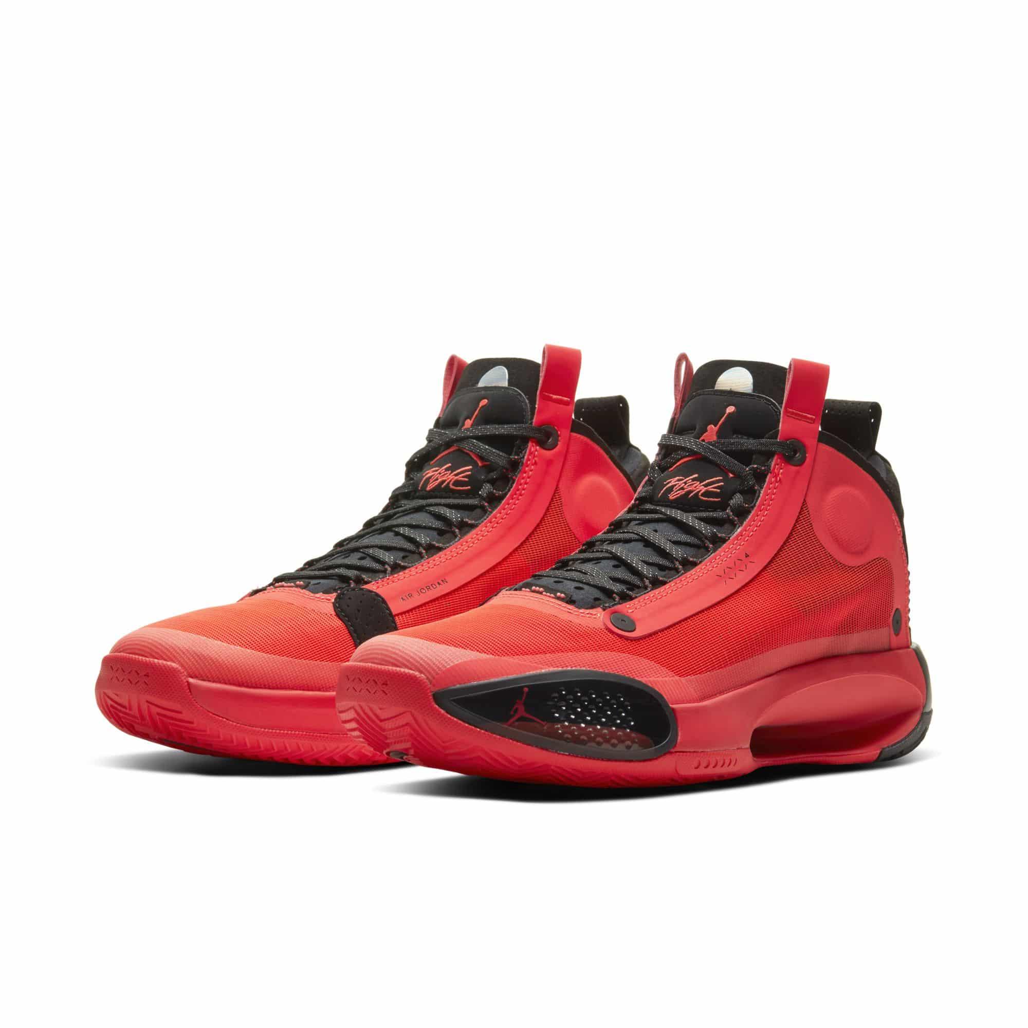 Air Jordan 34 Infrared