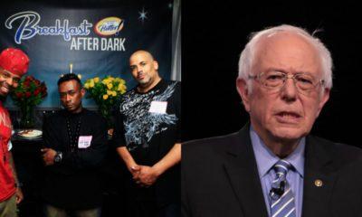 Public Enemy en campagne pour Bernie Sanders