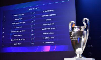 Retour Ligue des Champions 2020