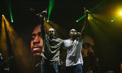 Nas & Damian Marley vont fêter les dix ans de Distant Relatives en live