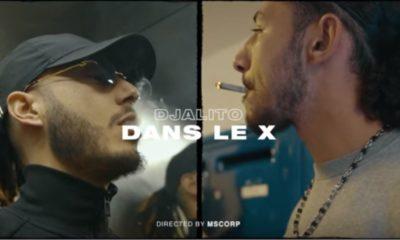 Djalito dans son clip dans le X