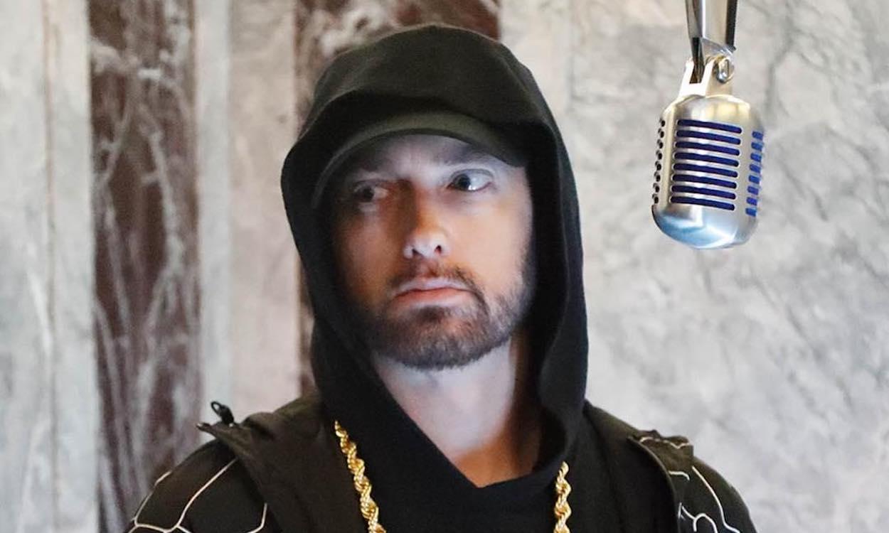 Eminem lance un challenge a ses fans sur instagram