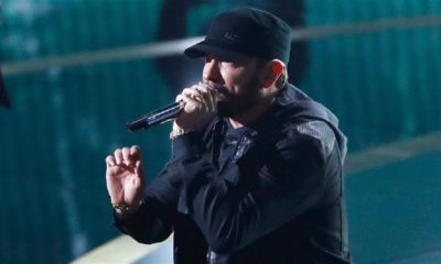 "Eminem crée la surprise aux Oscars avec un live de ""Lose Yourself"