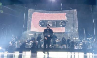 """Eminem rétablit la vérité à propos de sa performance de """"Lose Yourself"""" aux Oscars"""