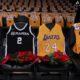 Les Lakers ont rendu hommage à Kobe