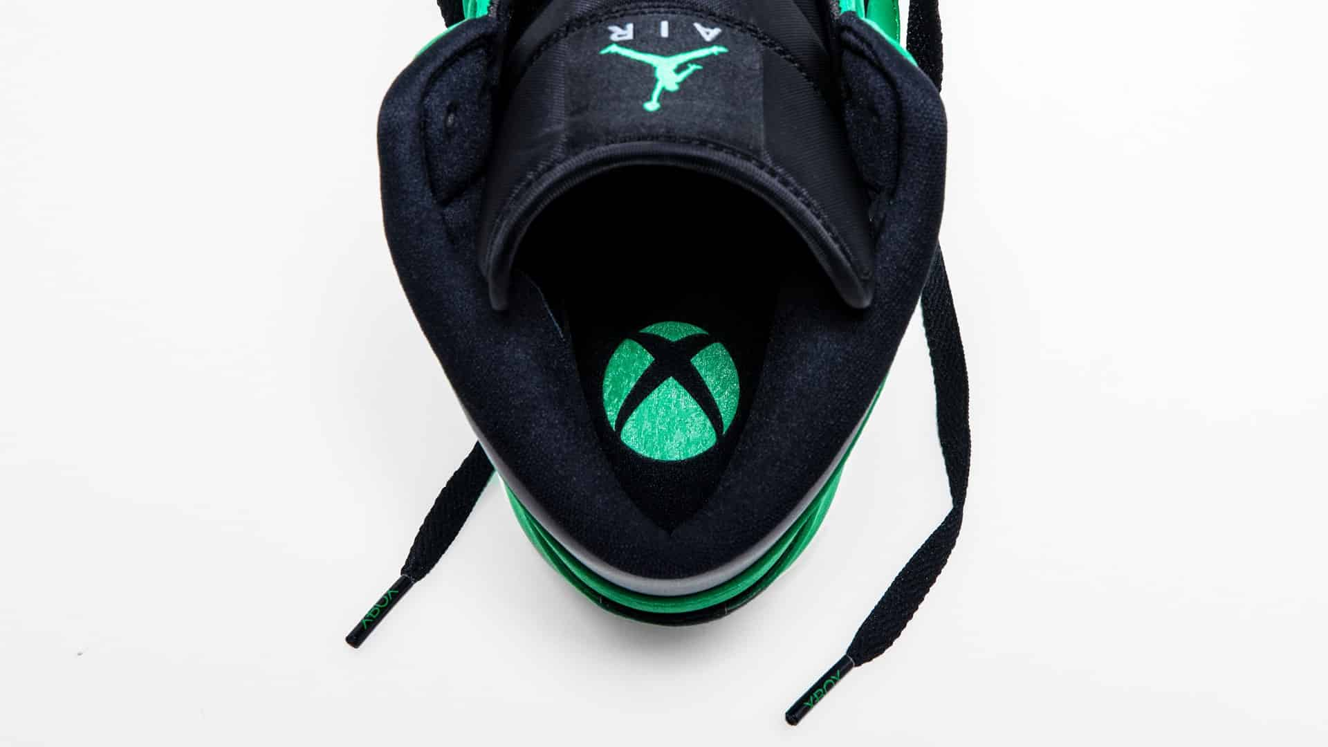 Jordan Xbox nouvelle collaboration All-star weekend2020