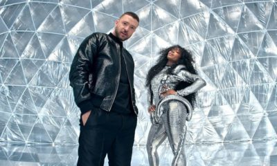 "SZA & Justin Timberlake ""The Other Side"" clip"