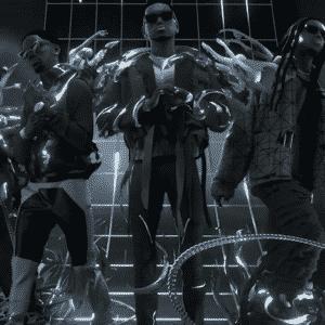 "Migos, Young Thug et Travis Scott ""GNF (Give No FXK)"" clip culture III"
