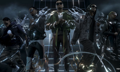 "Migos, Young Thug et Travis Scott ""GNF (Give No FXK)"" clip culture III"