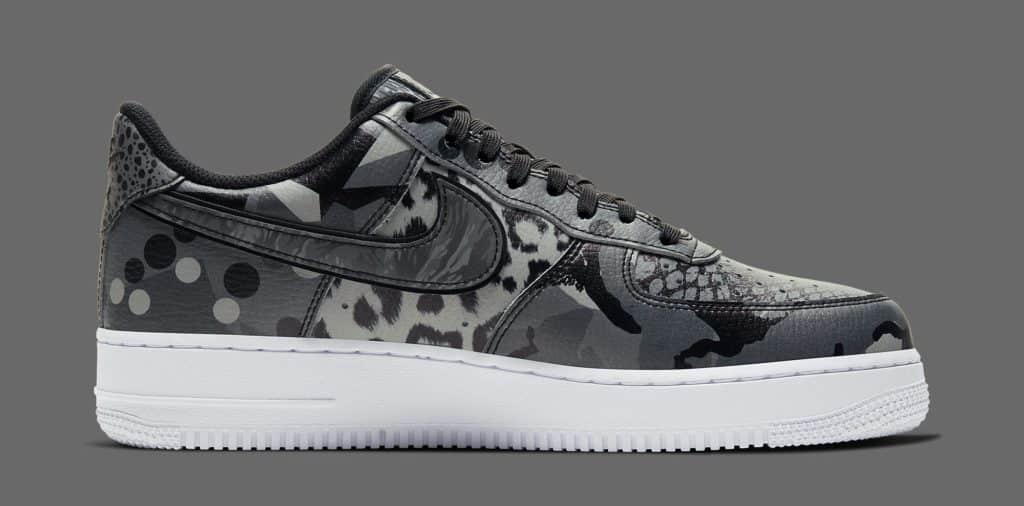La Nike Air Force 1 en mode All Star Game 2020 | Hip Hop Corner
