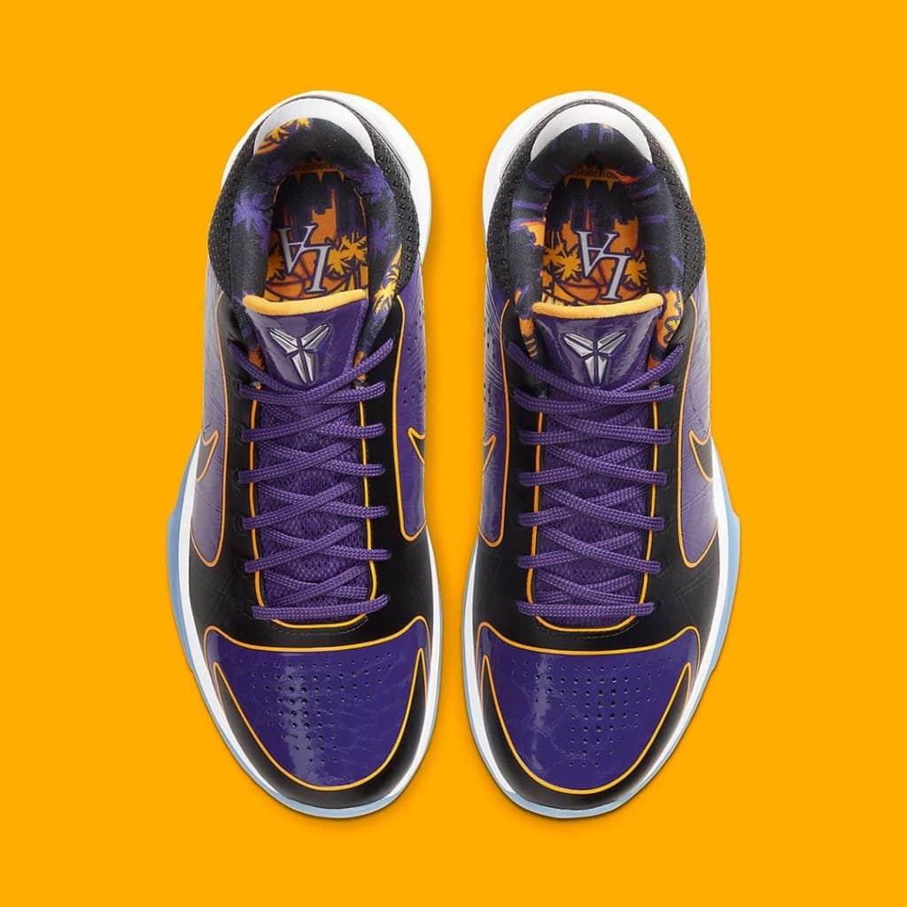 Kobe Zoom 5 Protro top