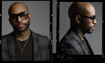 "Royce Da 5'9"" revient plier le game avec son nouvel album The Allegory[Stream]"
