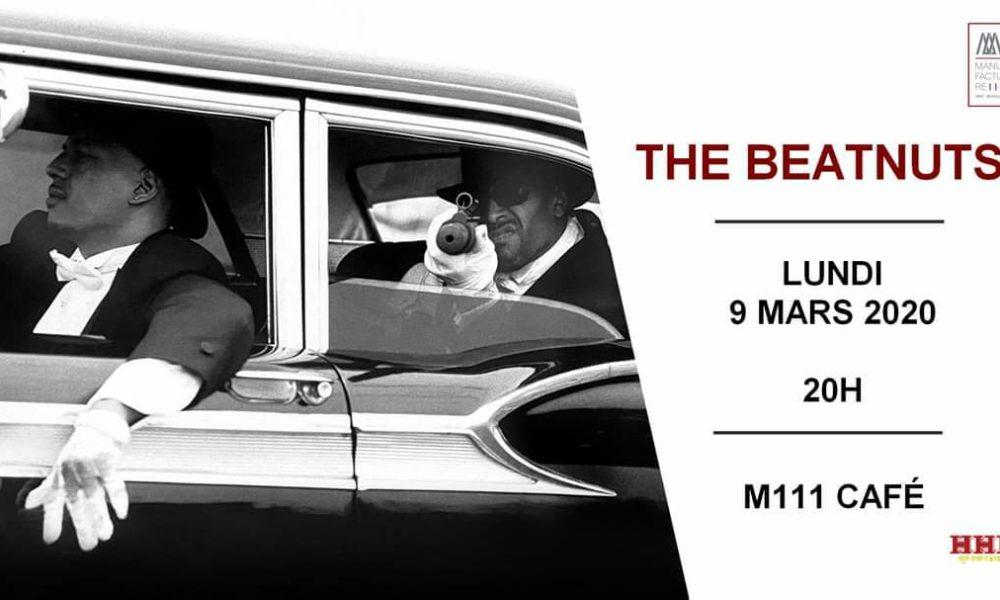 Gagnez vos places pour le show de The Beatnuts à Paris