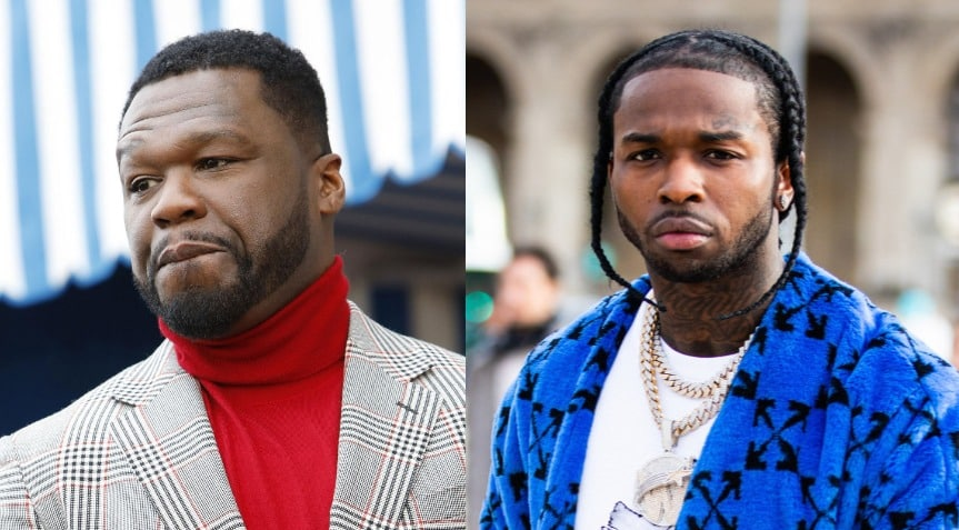 50 Cent compte produire l'album posthume de Pop Smoke
