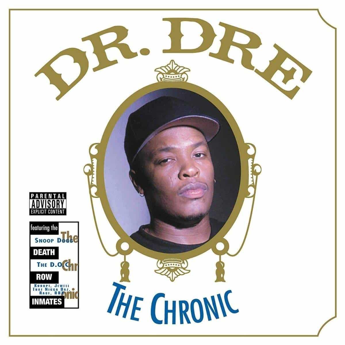 Dr.Dre The Chronic Mars 2020