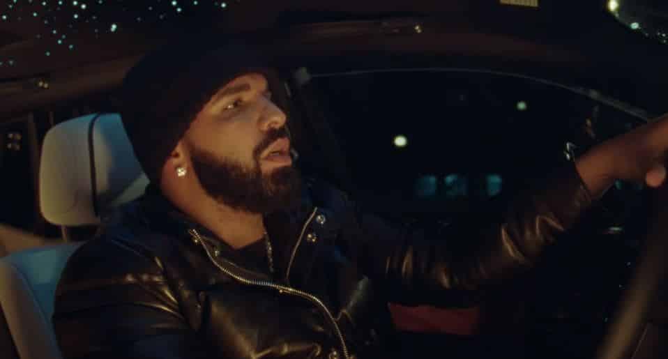 Retour sur le week-end musical complètement fou de Drake clip leak