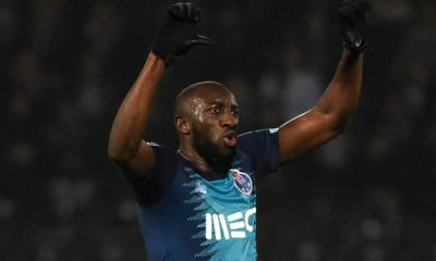 Moussa Marenga hue ses supporteurs
