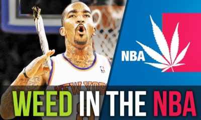 NBA cannabis JR Smith