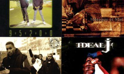 Meilleures introductions rap français 90 montage