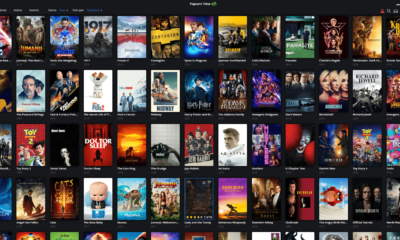Popcorn Time interface streaming vidéo de retour