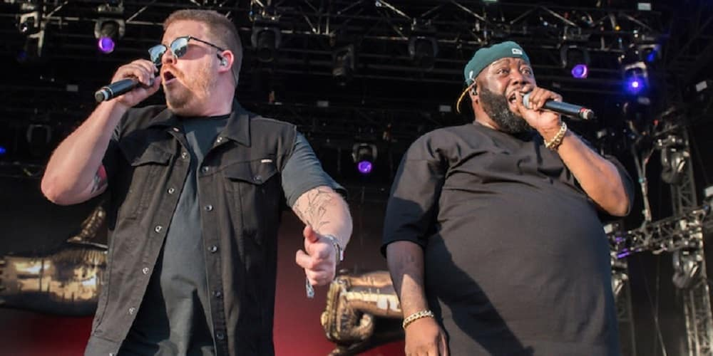 """Run The Jewels single """"The Yankee and the Brave"""""""