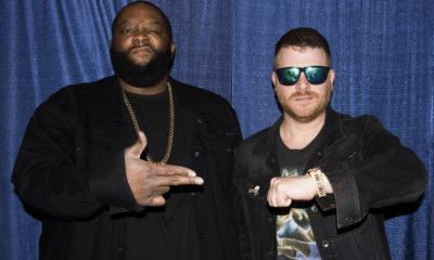 """Run The Jewels enchaîne avec """"Oh La La"""", une tuerie avec DJ Premier et Greg Nice"""