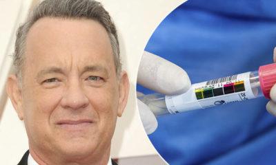 Tom Hanks testé positif au coronavirus