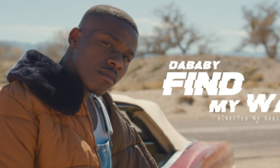 "DaBaby ""Find My Way"" court-métrage"