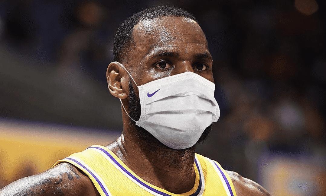 NBA masques coronavirus