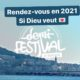 Coronavirus : Le Demi Festival 2020 annulé