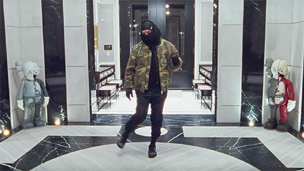 Drake quaantaine clip Toosie Slide