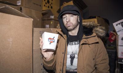 Eminem offre des spaghettis aux hôpitaux de Détroit