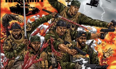 Killarmy nouvel album Full Metal Jackets