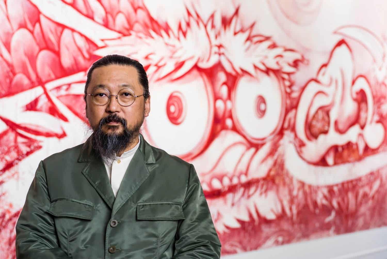 La collab Supreme x Takashi s'illustre