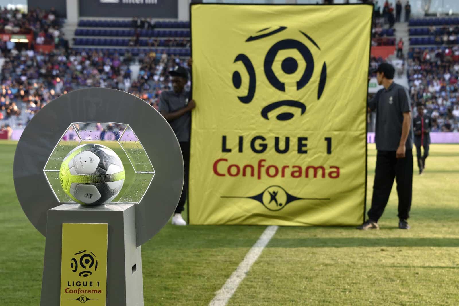 Arrêt Ligue 1 Ligue 2