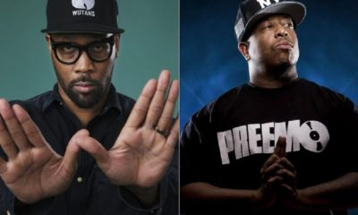 RZA et DJ Premier Instagram beat battle