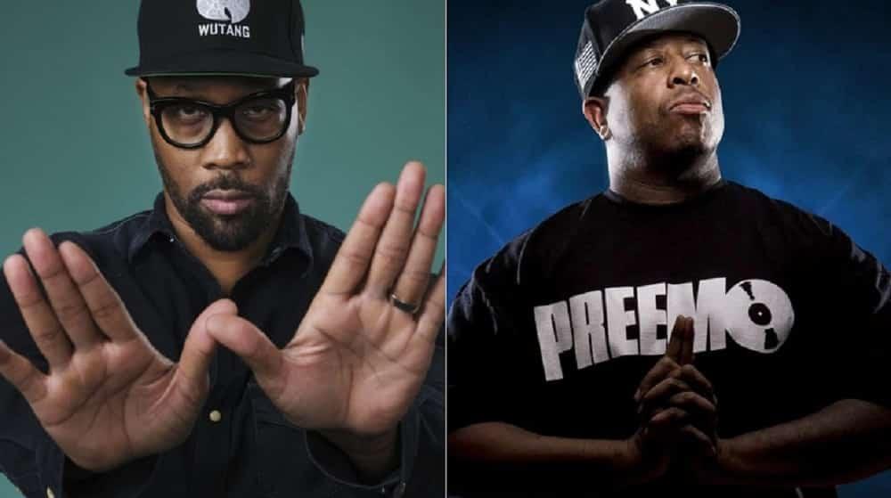 RZA et DJ Premier Instagram beat battle