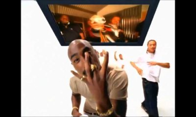 Tupac dans le clip de hit em up