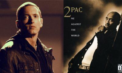 """Eminem : """"2Pac meilleur lyriciste de l'histoire"""