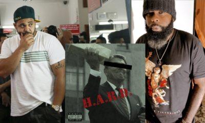 HARD album KXNG Crooked Joell Ortiz