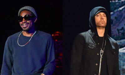 Eminem Andre 3000 rêve collaboration