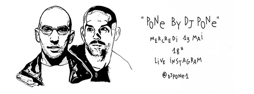 Pone DJ Pone live mix