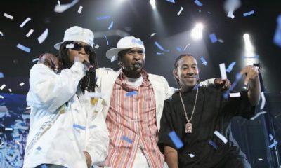 Usher Ludacris Lil Jon retour