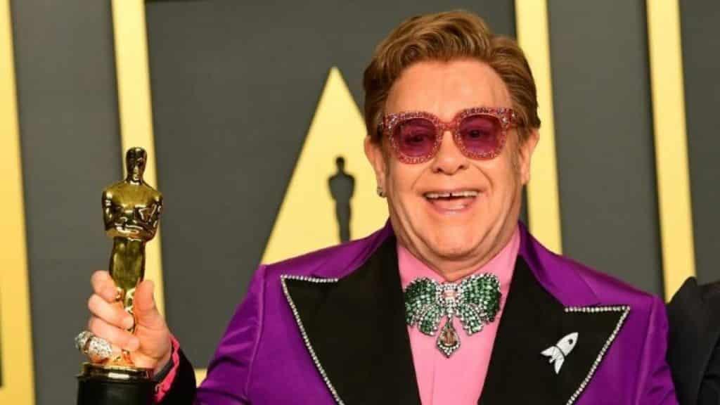 Elton John en 14eme place du classement Forbes